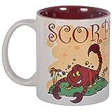 "Me! Zodiac ""Scropio"" Coffee Mug(Painted Inside), 325ml"