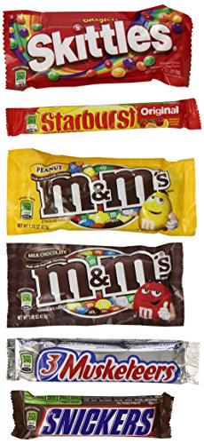 M&M Mars Variety Pack, 30 Count (Mars Variety Pack compare prices)