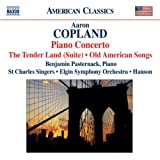Piano Concerto / Tender Land / Old American Songs