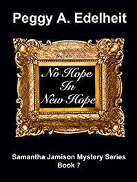 No Hope In New Hope by Peggy A. Edelheit ebook deal