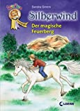Leselöwen Champion - Silberwind - Der magische Feuerberg - Sandra Grimm