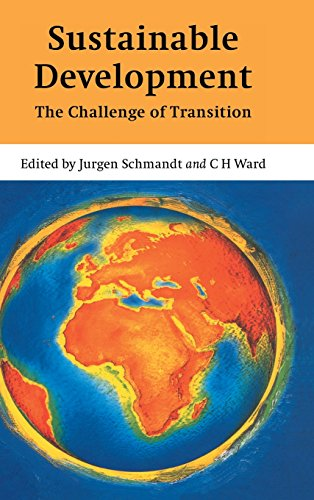 Sustainable Development: The Challenge of Transition