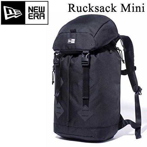 NEW ERA(ニューエラ) ニューエラ リュック NEWERA Rucksack Mini ラックサック ミニ ブラック/11225700 ニューエラ キャリアパック