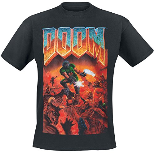 DOOM - T-shirt - Uomo