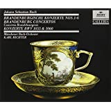 Brandenburg Concertos, 1-6