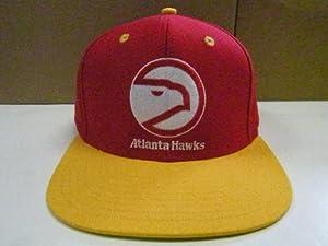 NBA Atlanta Hawks 2 Tone Snapback Cap Old School Retro by adidas