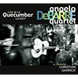Live at Le QuecumBarby Angelo Debarre