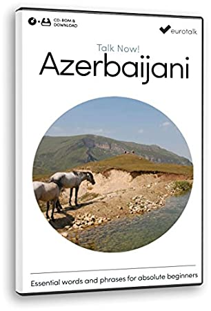 Talk Now Azeri (PC/Mac)