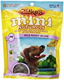 Zuke?s Mini Naturals Wild Rabbit Formula Dog Treats, 6 Ounce