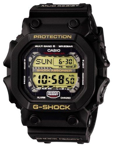"""CASIO watches g-shock """"GX Series tough solar radio watch MULTIBAND 6 GXW-56-1BJF men's watch"""