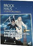 Brockhaus Literaturcomics Eine Weihnachtsgeschichte: Weltliteratur im Comic-Format