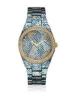 Guess Reloj de cuarzo Woman W0583L1 Azul 39 mm