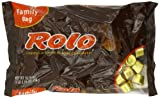 Rolo Chewy Caramels in Milk Chocolate Candy, 559 grams