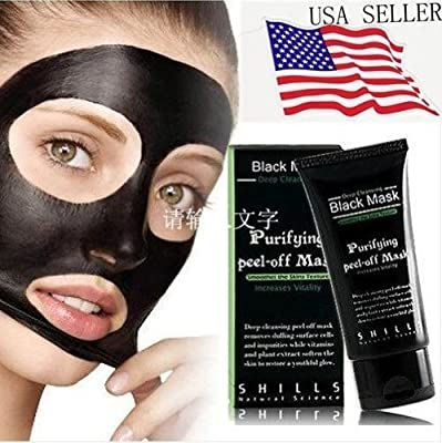 Best Cheap Deal for Shills Deep Cleansing Black MASK purifying peel-off mask Facial Clean Blackhead by Shills by Shills - Free 2 Day Shipping Available