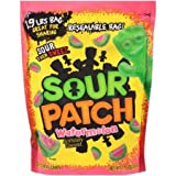 Sour Patch Watermelon Soft & Chewy Candy, 1.9 lb (Tamaño: Pack of 1)