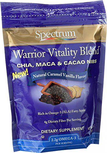 Gamme Essentials Chia Maca et Cacao Nibs -