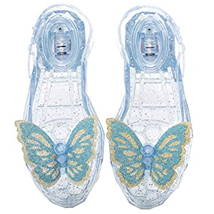 Cinderella Disney Princess Live Action Enchanted Waltz Light Up Glass Slippers