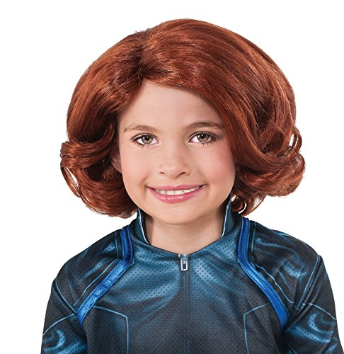 Avengers 2 - Age of Ultron: Black Widow Kids Wig