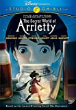 Secret World of Arrietty [DVD] [2010] [Region 1] [US Import] [NTSC]