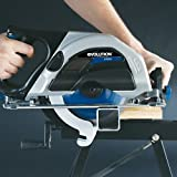 Evolution EVO1801 180mm 110V TCT Industrial Circular Saw for Steel