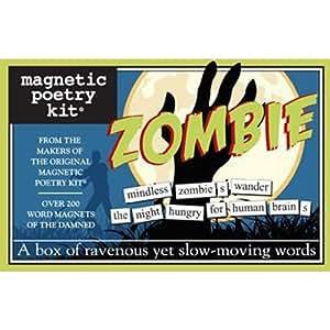 Magnetic Poetry - Zombie Kit