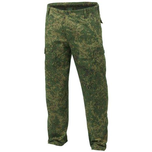 Mil-Tec BDU Ranger Combat Trousers Digital Flora size XXL (Ranger Combat Pants compare prices)