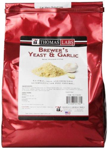 Brewer'S Yeast/Garlic 5 Lb Pw