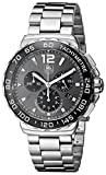 TAG Heuer Men's CAU1115.BA0858 Formula 1 Grey Dial Stainless Steel Watch thumbnail