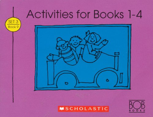Activities for Books 1-4  (Bob Books Kids! Level B, Set 1, Book 9)