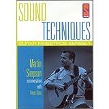 echange, troc Martin Simpson - Sound Techniques [Import anglais]