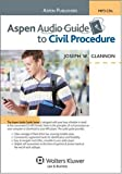 img - for Aspen Audio Guide to Civil Procedure (The Aspen Audio Guide Series) book / textbook / text book
