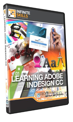 Learning Adobe InDesign CC - Training DVD