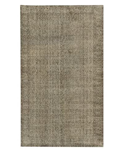 eCarpet Gallery One-of-a-Kind Hand-Knotted Anatolian Rug, Grey, 5' 6 x 9' 5