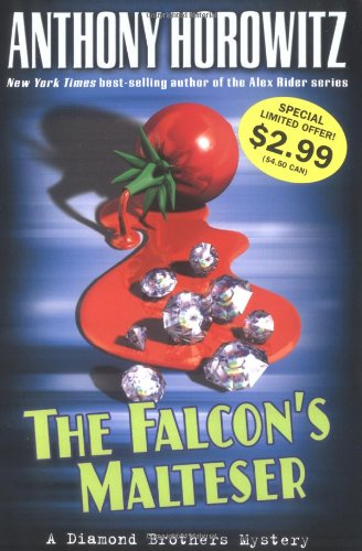 Cover of The Falcon's Malteser (Diamond Brother Mysteries)