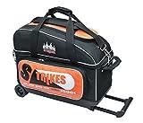 ストライクス ボウリング バッグ XB129-CH ボール2個用キャリーバッグ オレンジ ボウリング用品