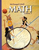 McDougal Littell Math Course 2: Student Edition 2007