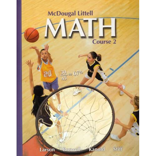 MCDOUGAL LITTEL - McDougal Littell Algebra 1 Missouri: Student Edition 2008 -