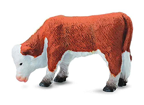 CollectA Grazing Hereford Calf
