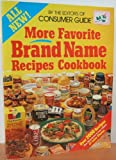 More Favorite Brand Name Recipes Cookbook