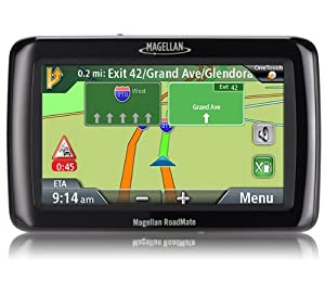 Buy Magellan Roadmate 2036 Gps Receiver with Preloaded Maps Of United States; Canada and Puerto Rico by Magellan