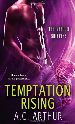 Image of Temptation Rising: A Paranormal Shapeshifter Werejaguar Romance (The Shadow Shifters)