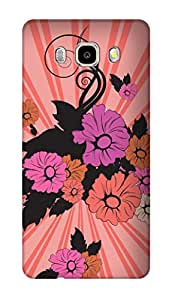 SWAG my CASE PRINTED BACK COVER FOR SAMSUNG GALAXY J5 2016 Multicolor