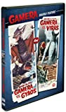 Gamera Vs Gyaos & Gamera Vs. Viras [DVD] [Region 1] [US Import] [NTSC]