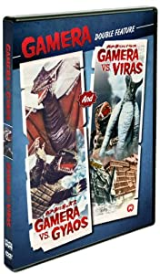 Gamera Vs. Gyaos / Gamera Vs. Viras [Double Feature]