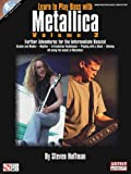 img - for LEARN TO PLAY BASS WITH METALLICA VOLUME 2 BK/CD book / textbook / text book