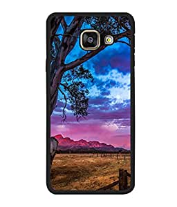 printtech Nature Cowboy View Back Case Cover for Samsung Galaxy A3 (2016) :: Samsung Galaxy A3 (2016) Duos with dual-SIM card slots