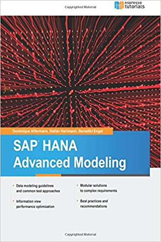 SAP HANA Advanced Modeling