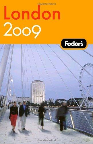 Fodor's London 2009 (Fodor's Gold Guides)