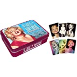 Marilyn Monroe Playing Card Gift Tin