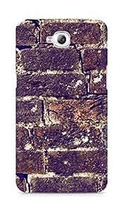 Amez designer printed 3d premium high quality back case cover for Lg Gpro Lite (Brick Wall)